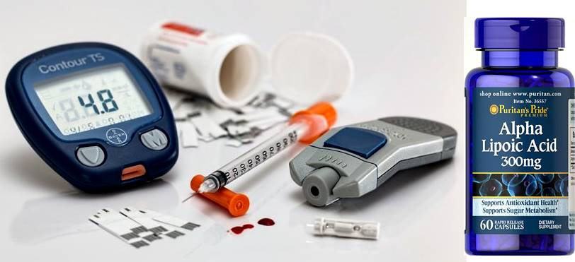 La diabetes y el ácido alfa lipoico para mejorar la salud
