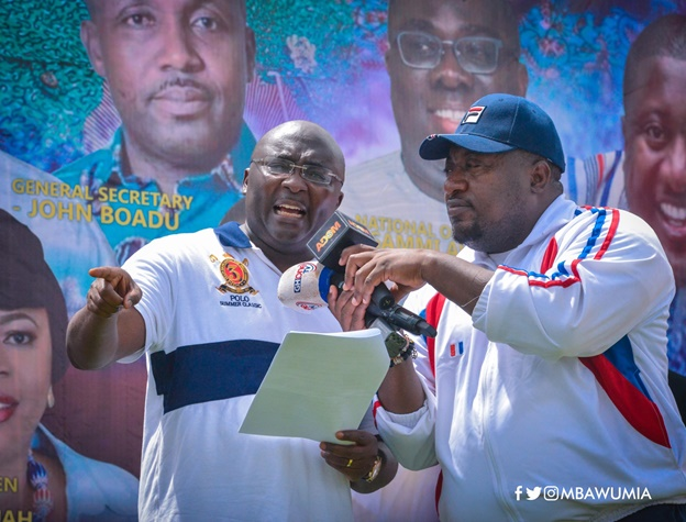 Even Without Free SHS You Could Not Deliver – Bawumia To Mahama