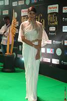 Lakshmi Prasanna in Transparent Saree Spicy Sleeveless Choli at IIFA Utsavam Awards 2017  Day 2  Exclusive 21.JPG