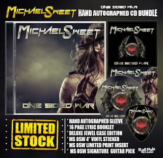 Michael Sweet - One Sided War (EPK)