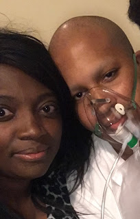 Courtney Jordan Entrepreneur battles late stages of cancer