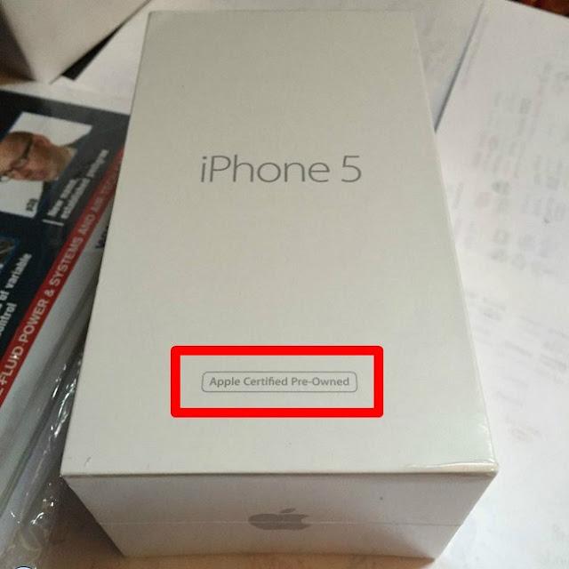 Apa Itu iPhone Refurbished, dan Apa Bedannya dengan iPhone Rekondisi ?