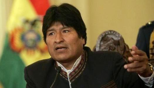 Evo Morales mensaje ateo