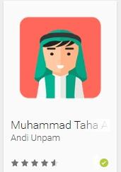 aplikasi Murattal Muhammad thaha
