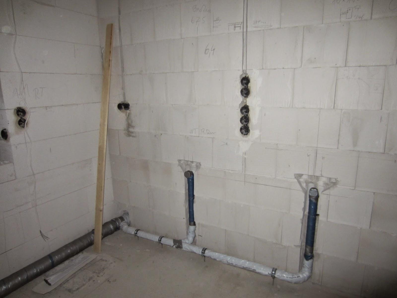 abwasserrohre verlegen badezimmer – wohn-design