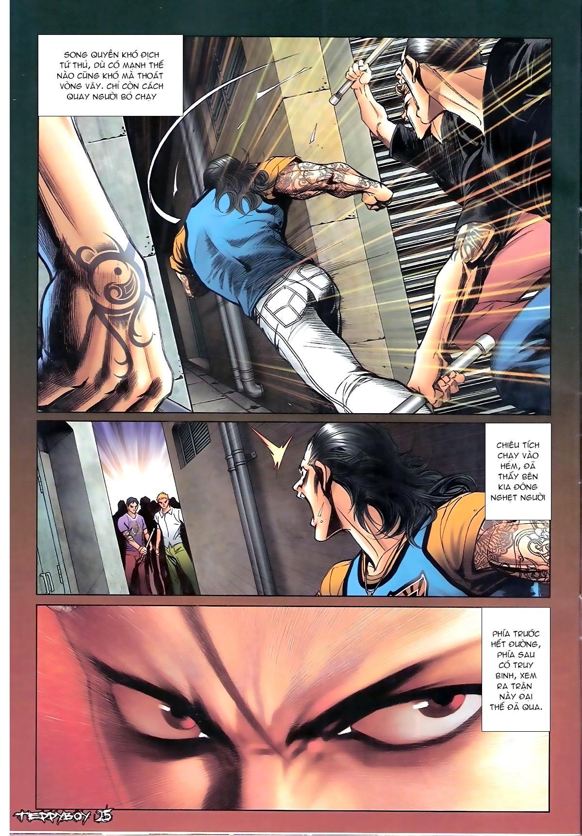 Người Trong Giang Hồ NetTruyen chap 1338 - Trang 22