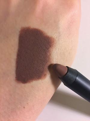 Nudestix Magnetic Matte Lip Color Greystone swatch