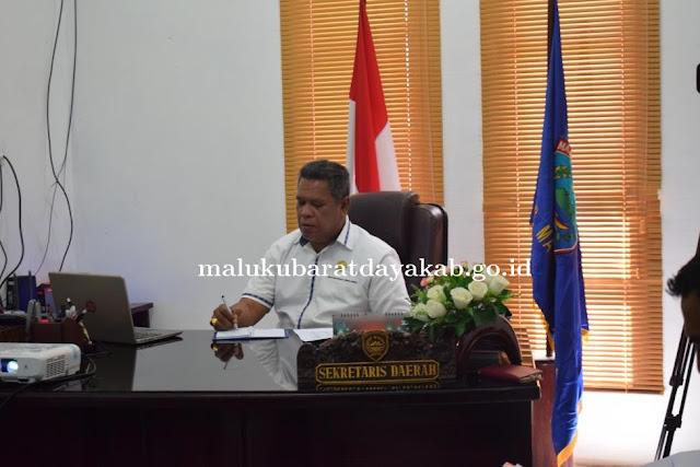 Siamiloy Ungkap Prioritas Pemkab Maluku Barat Daya Tangani COVID-19