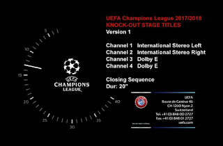 UEFA Champions League Biss Key 11 April 2018