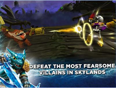 Skylanders Battlecast APK