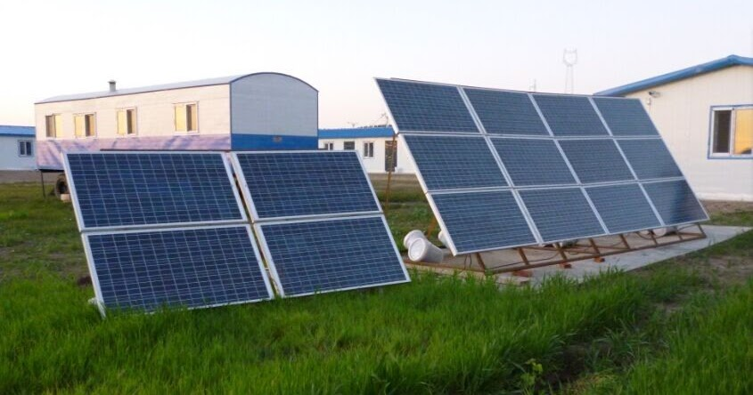 Solar Power Solutions Solar Power System Supplier Make