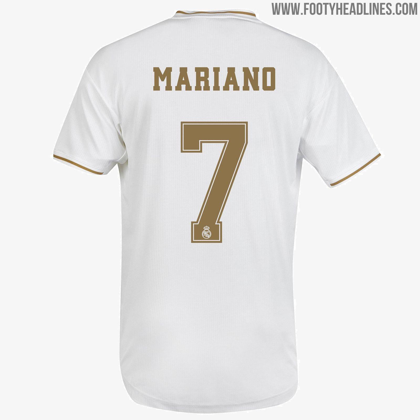 Real Madrid Font 201920 Ttf