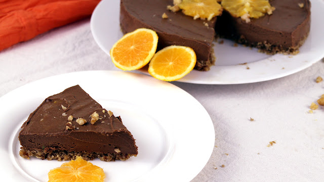 Torta Mousse de Chocolate SEM FOGÃO | Para ANIVERSÁRIO | S/ glúten, lactose e açúcar