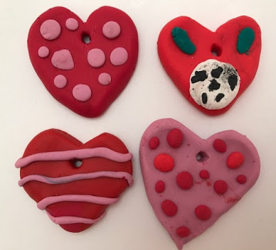 How to make Fimo heart keyrings for Valentine's Day