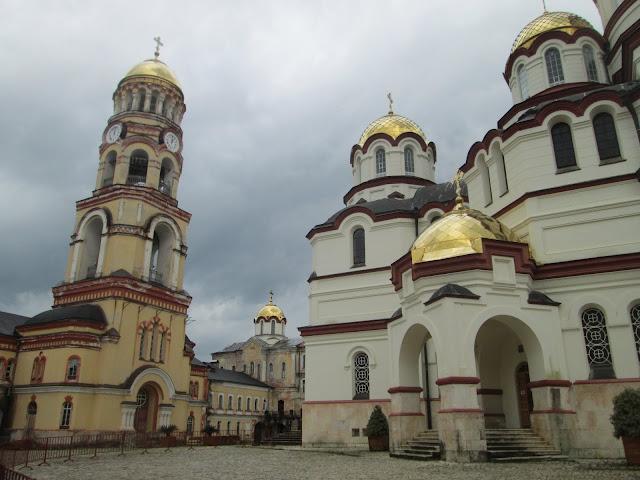 Novi Afon es uno de los lugares imprescindibles de Abjasia