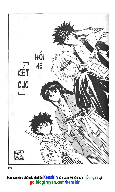 Rurouni Kenshin chap 43 trang 4