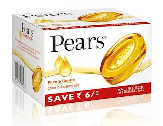 Pears Pure And Gentle Soap Bar