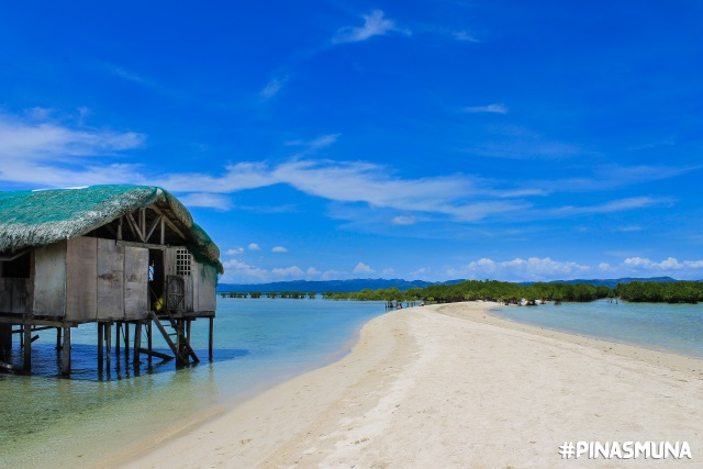 Buntod Reef Marine Sanctuary & Sandbar in Masbate, Philippines