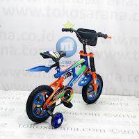12 Inch Erminio 2306 Suspension BMX Kids Bike