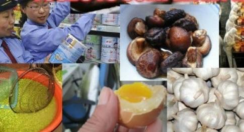 Ushqime false kineze që përmbajnë plastikë, pesticide dhe kimikate kancerogjene