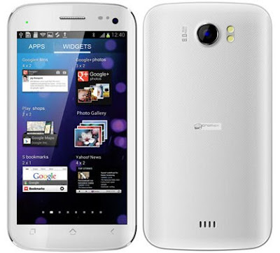 Micromax A110: 8 MP Camera
