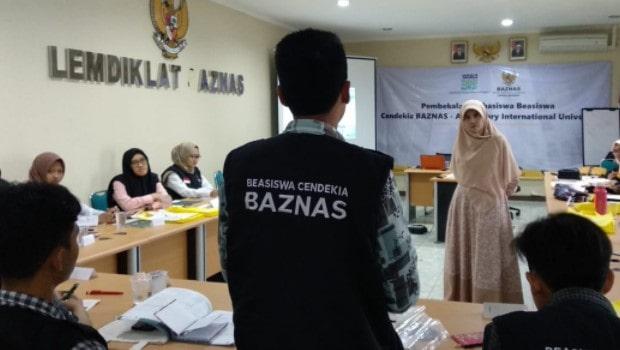 contoh surat permohonan bantuan dana pendidikan ke BAZNAS