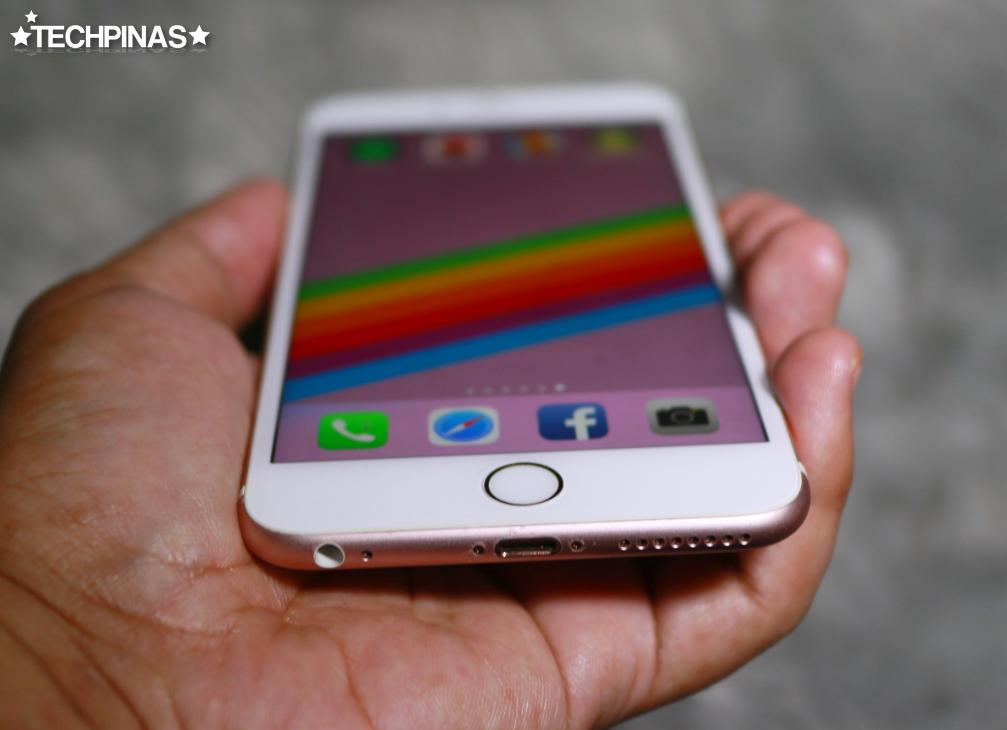 Apple iPhone 6S Plus Home Button Fingerprint Scanner 3.5mm Audio Jack