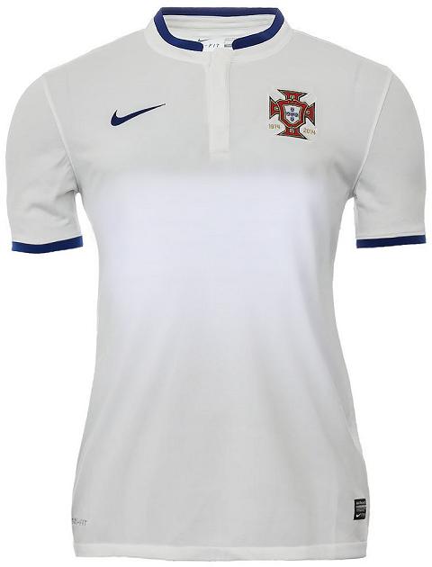 Nike divulga camisas de Portugal para a Copa do Mundo - Show de Camisas 0b9295668ddfc