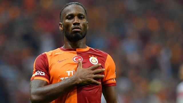 Didier Drogba: Kendimi Galatasaraylı hissediyorum!