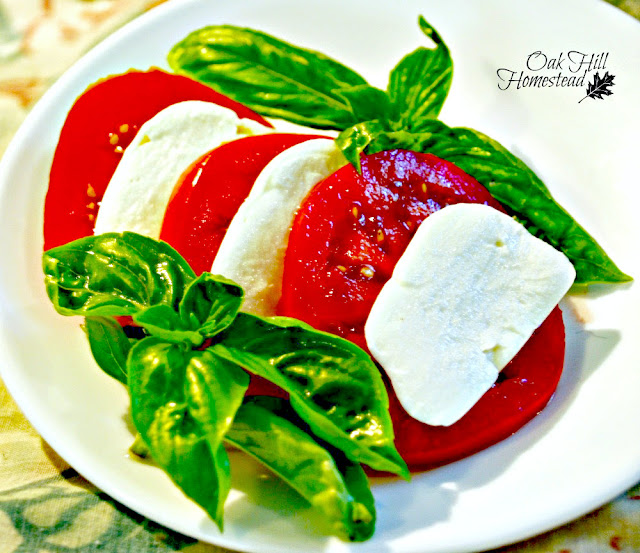 How to make mozzarella cheese from raw goat milk. Serve with sliced tomatoes and basil.