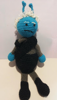 amigurumi star trek