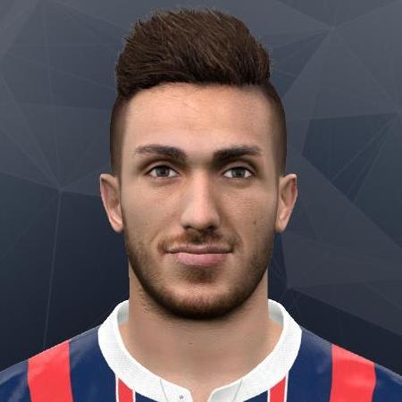 Mario Sampirisi Face PES 2017