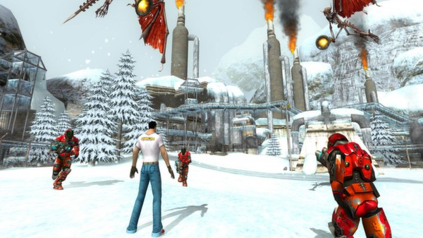 Serious Sam 2 PC Game