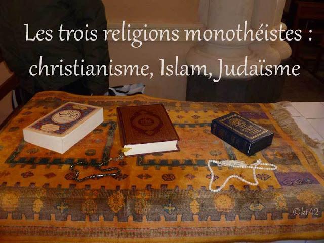livre de la Parole des croyants monothéistes