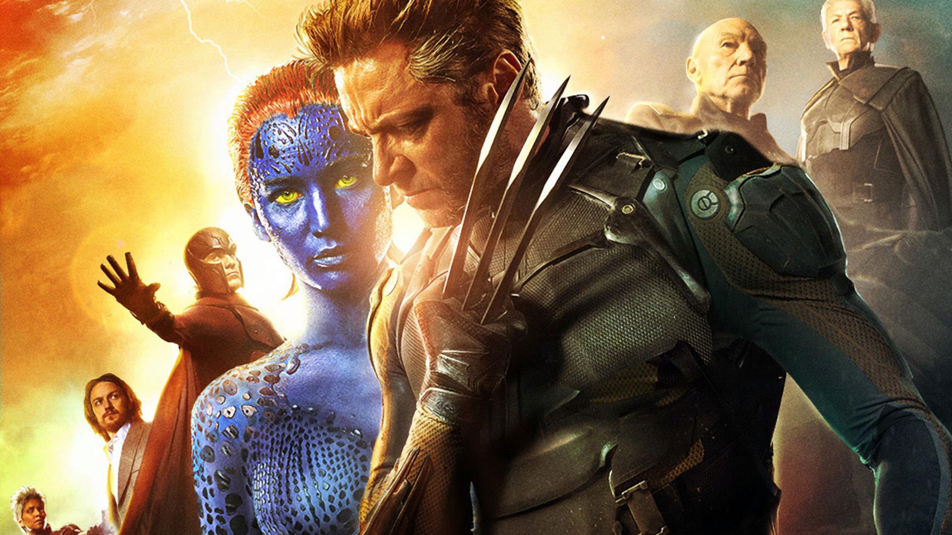 X-Men Days of Future Past Movie 4e Wallpaper HD