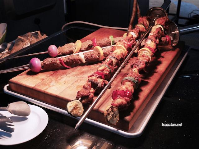 Kebab Shawarma Mansaf