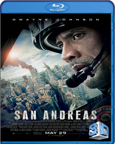 San Andreas [2015] [BD50] [Latino] [3D]