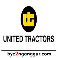 Lowongan Kerja PT United Tractors 2018