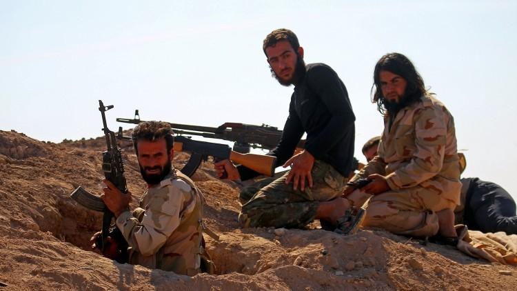 La CIA prepara un plan para el suministro de armas a la oposición siria