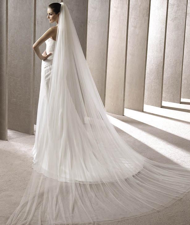4a01108e6c Trova velo pronovias in vendita tra una vasta selezione di Abiti da sposa  su eBay. Compra-Venta de vestidos de novia de segunda mano velo pronovias.