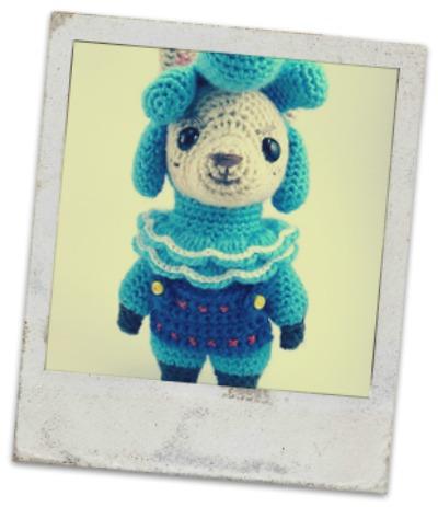 Chal con puntilla a crochet de Linda Modderman con Alpaca Gold   463x400