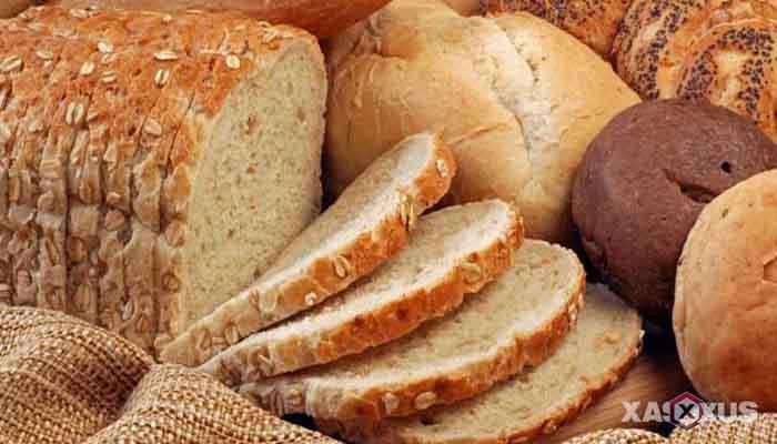 Makanan penambah darah - Olahan gandum, makanan penambah darah