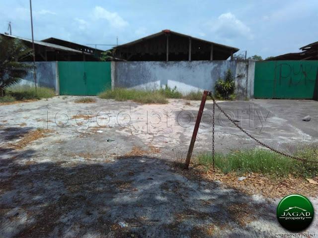 Tanah Ex Pabrik dekat Umbul Ponggok