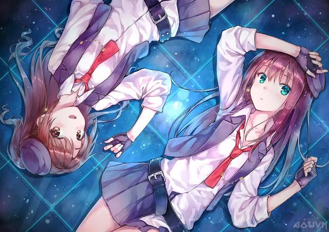 19 AowVN.org m - [ Hình Nền ] Anime Tuyệt Đẹp by HitenKei | Wallpaper Premium