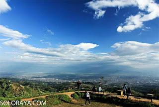 wisata alam bandung bukit moko