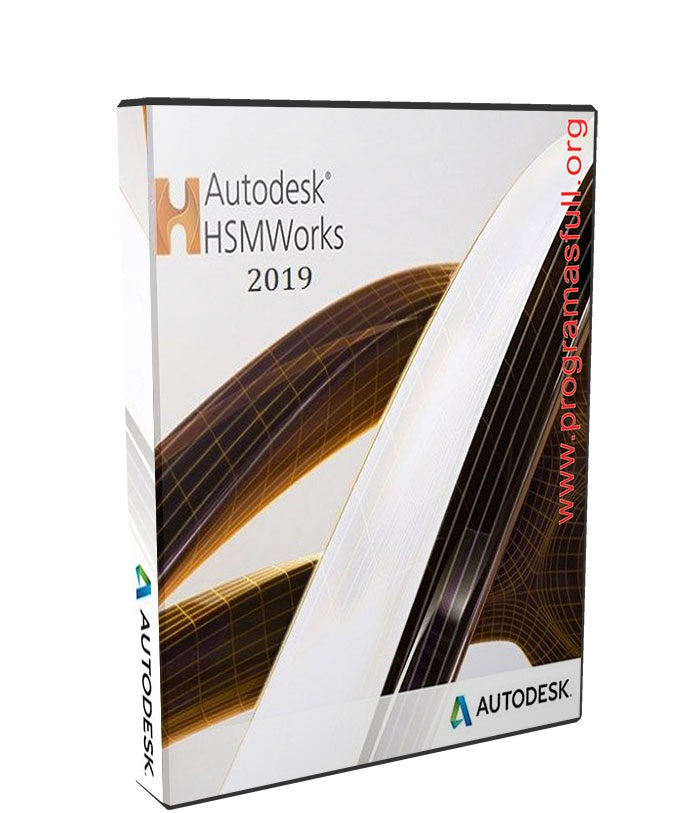 Autodesk HSMWorks 2019.0.1 Build R1.43015 poster box cover