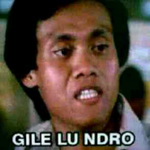 Gambar Foto Meme Lucu Warkop DKI