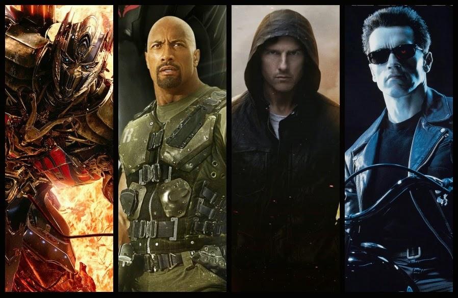 фильмы Paramount заявление за июнь 2014