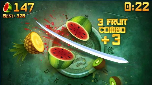 Ninja Fruits Game Free