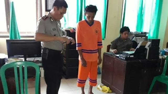 Bejat, Seorang Bapak di Banyuwangi Tega Perkosa Anak Sendiri